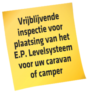 Inspectie EP level kattebelletje